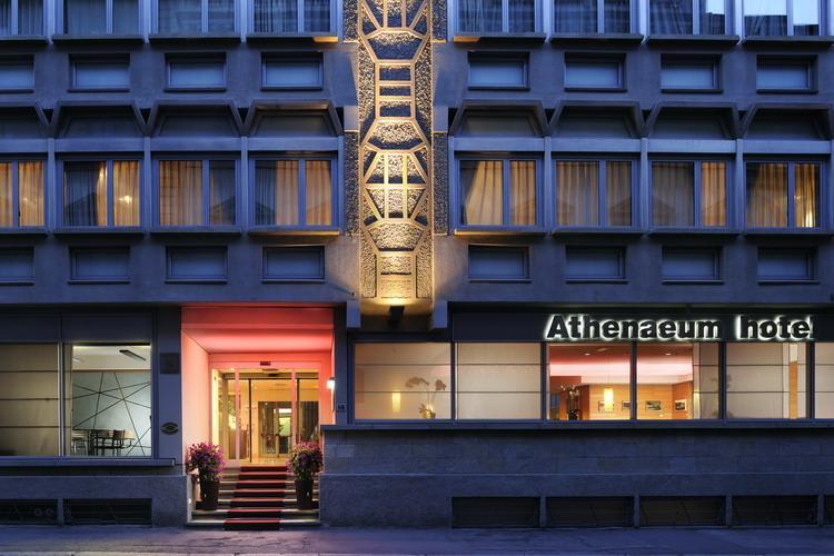 Hotel Athenaeum Florence