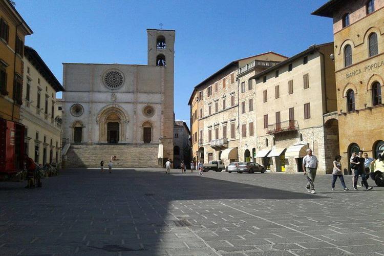 Hotel Bramante Todi
