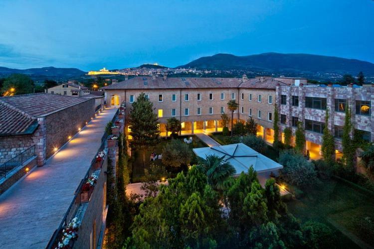 Hotel Cenacolo Assisi