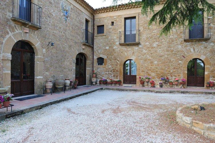 Villa Trigona Sicilie