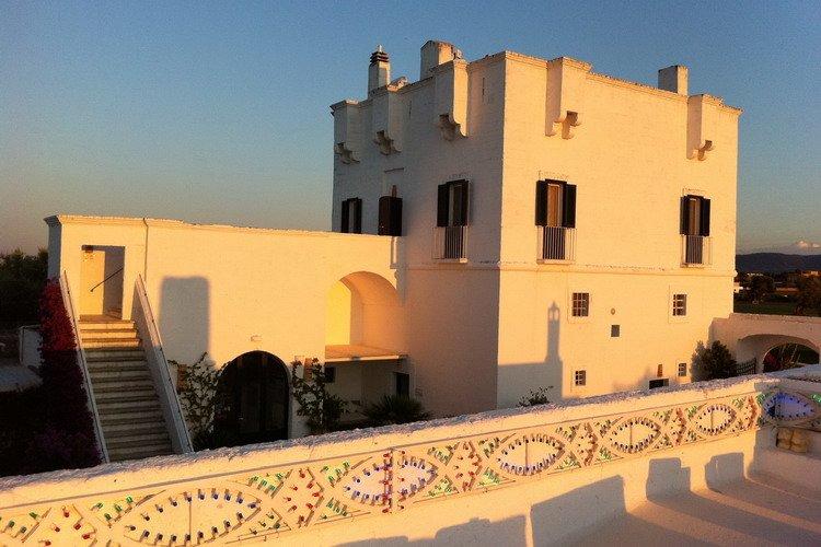 Masseria Torre Maizza Puglia