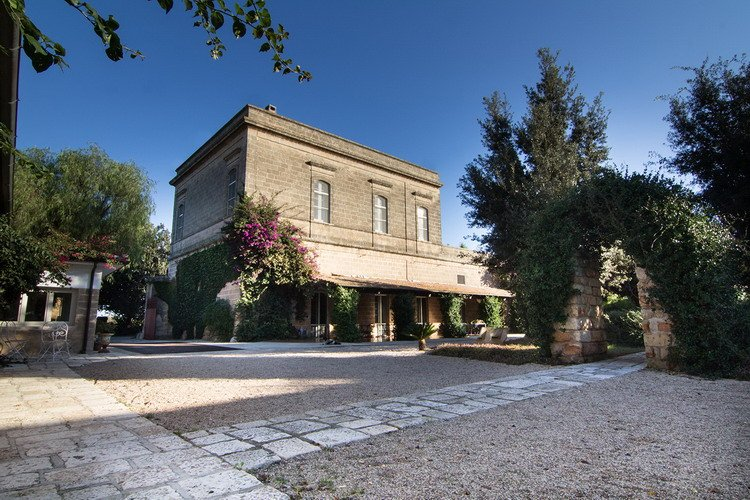 Masseria Baroni Nuovi Puglia
