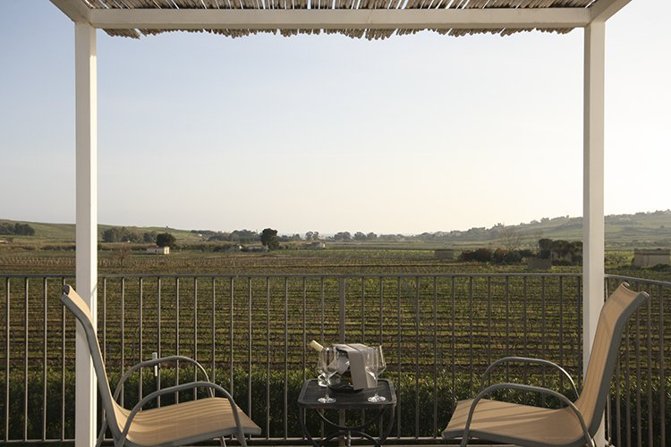 Il Vigneto Resort Sicilie