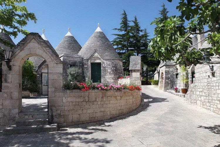 Tenuta Monacelle Puglia