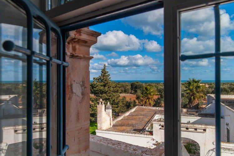 Masseria Torre Abate Risi Puglia