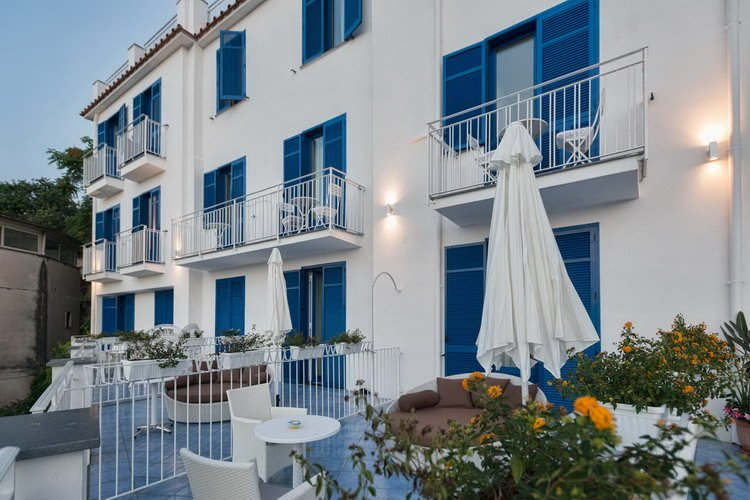 Boutique Hotel Helios - Sorrento