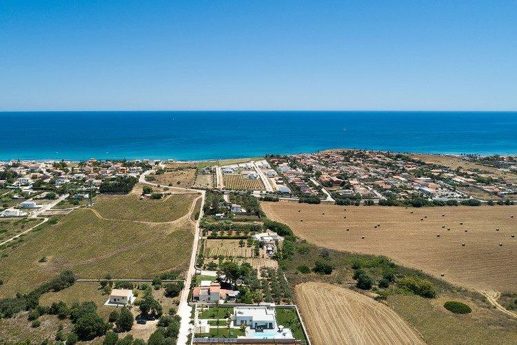 Villa Nica - Noto Sicilie