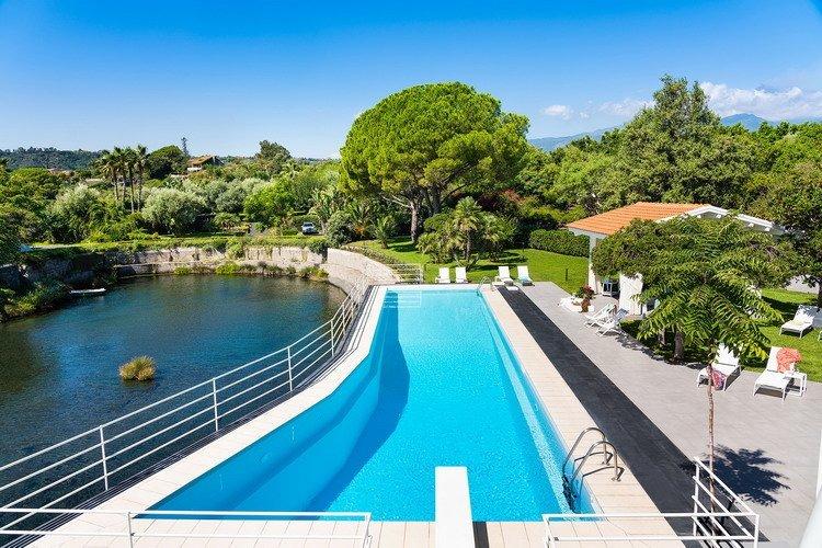 Villa Isabella - Sicilie
