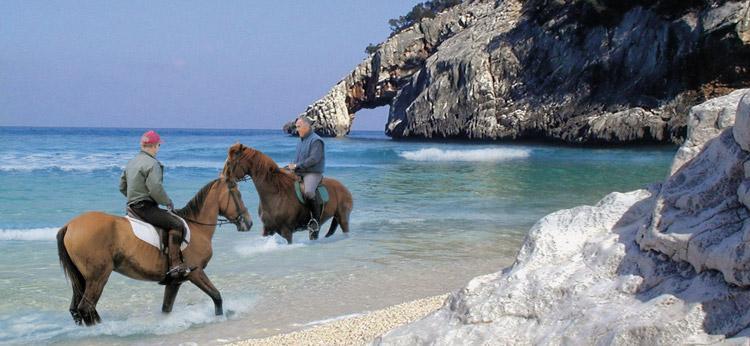 Sardinië actieve vakantie