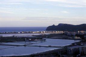 Cagliari omgeving