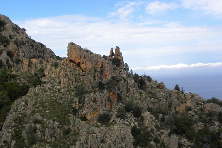 Piana Calanches - Corsica