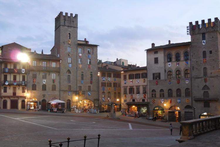 Arezzo Toscane