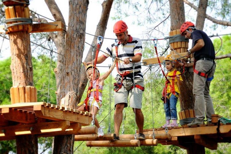 Adventure Park Ragnatella