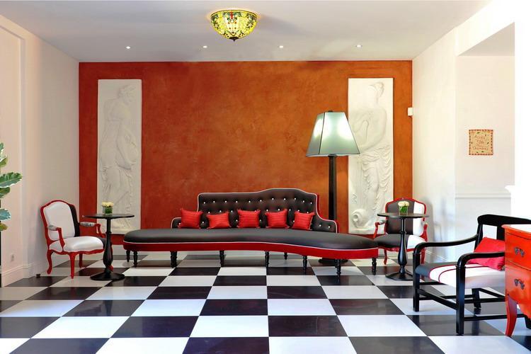 Hotels boutique h tel liberata corsica l ile rousse for Boutique hotel corse