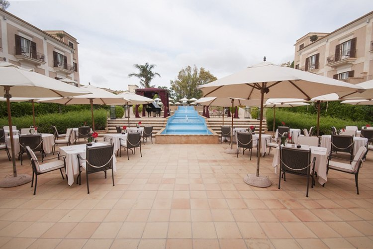 Hotels giardino di costanza resort sicili eva - Giardino di costanza resort blu hotels ...