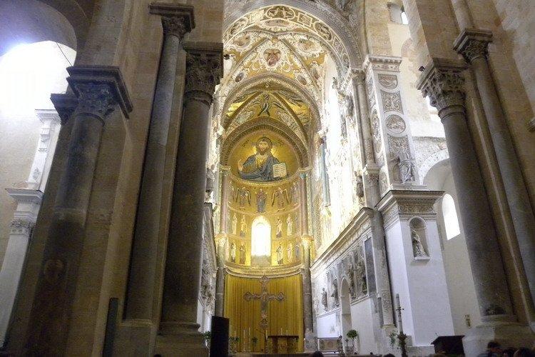 Cefalu Sicilie