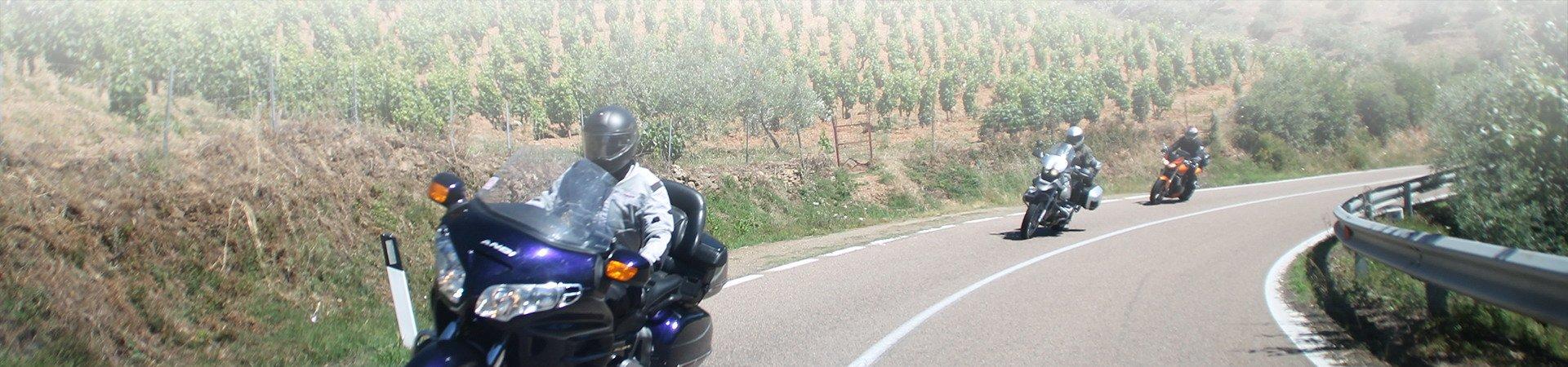 Motor Rondreizen Italie