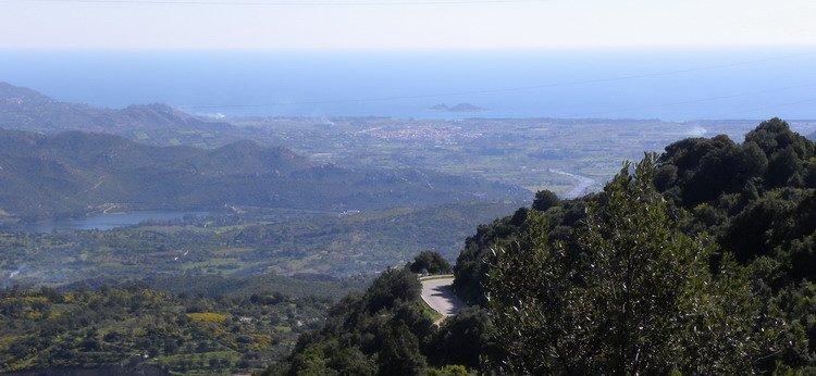 Sardinië auto rondreizen