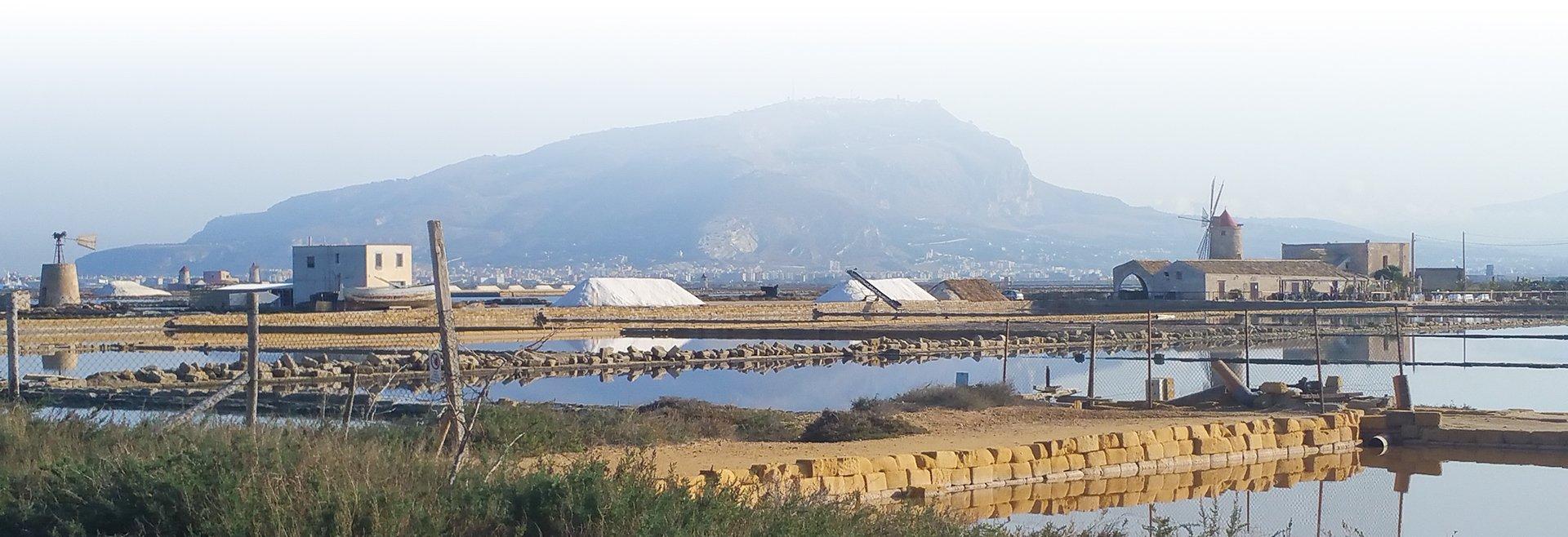 Zoutmolens Sicilie