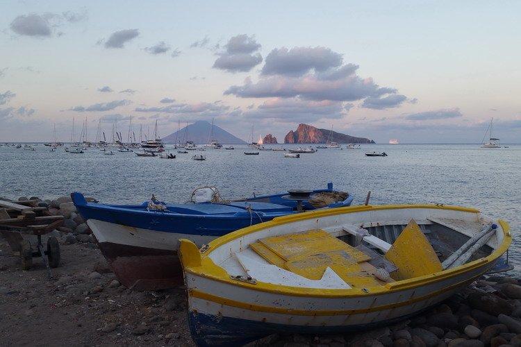 Eolische Eilanden Sicilie