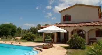Villa's Sardinie