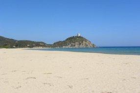 Chia Strand Sardinie