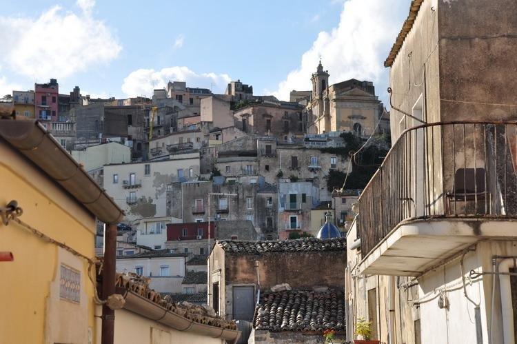 Sicilië Ragusa Ibla